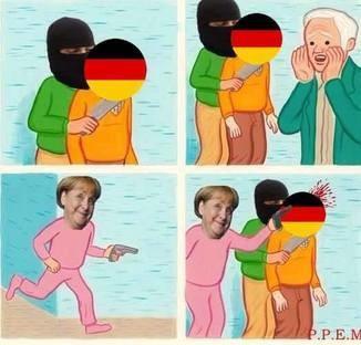 Thanks Merkel
