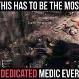 Dedicated medic