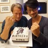 Hideo Kojima & Mads Mikkelsen