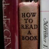 Step 1: Read a book