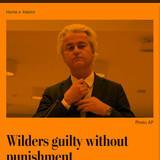 Breaking:Wilders is guilty no punishment