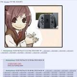 Nintendo Switch shitposting on /v/