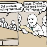 Fucking Weeaboos!