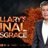 HILLARYS FINAL DISGRACE