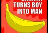 The magic banana